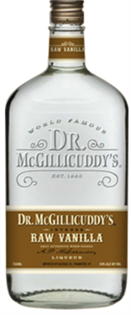 Dr. Mcgillicuddy's Liqueur Intense Raw Vanilla 750ml
